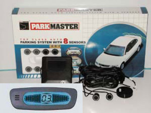 Парктроник ParkMaster 8BJ-09Black